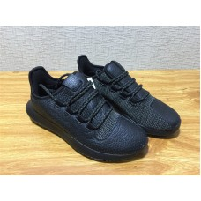 Cheap Unisex Adidas Tubular Shadow Knit Running Black Shoe Item No