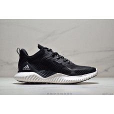 Adidas Men AlphaBounce M Black White