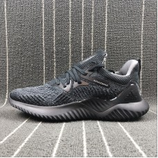 Men Adidas AlphaBounce beyond Black Gray B42283