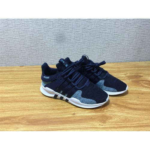 e01f1ae0606c8f Cheap Men Adidas EQT Support ADV Parley Dark Blue Shoe Item NO ...