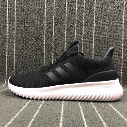 aplausos pesadilla Objetado  Buy Adidas NEO Cloudfoam Ultimate Black White CG5800 40-44 - Adidas NEO  Shoes sale