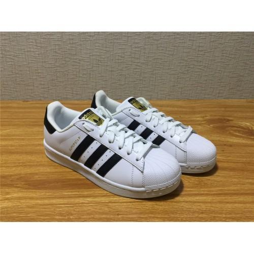 promo code 93744 cccf0 Unisex Adidas Superstar Skate White Black Gold Shoe Item NO C77124