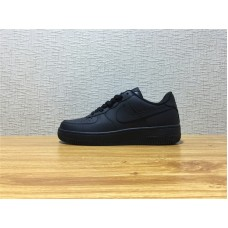 Men Nike Air Force 1 07 Black Shoe Item NO 315122 001