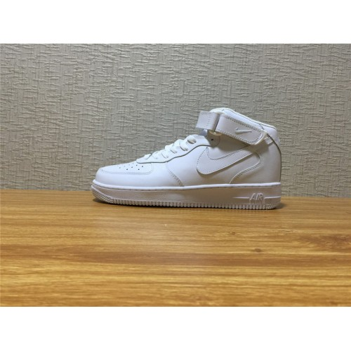 Nike Air Force 1 Sale - Men Nike Air Force 1 MID 07 White Shoe Item NO 315123  111 257e169ff5