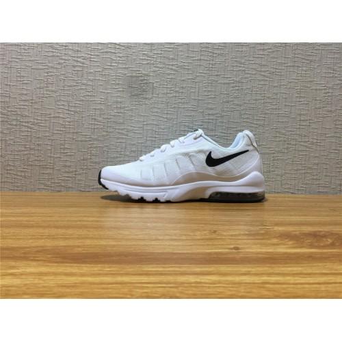 newest 61612 24188 Unisex Nike Air Max Invigor Running White Shoe Item NO 749680 100
