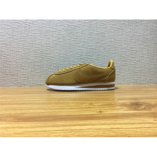 pretty nice 58bba 5ae39 Unisex Nike Classic Cortez Wheat Shoe Item NO 902801 700