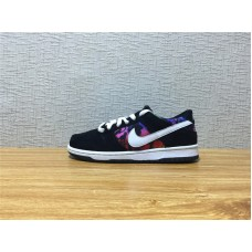 7b19d71568ac Unisex Nike Dunk Low Pro IW Dunk SB Skate Black Fireworks Shoe Item NO 819674  019