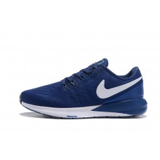 Nike Air Zoom Structure 22 Men Blue White