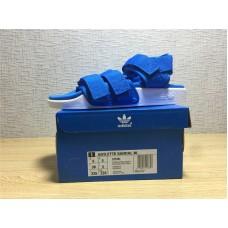 Unisex Adilette Sandal Blue Shoe Item NO S75381